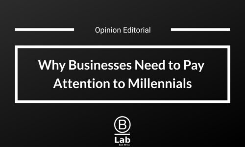 Are Millennials influencing a shift in business priorities?